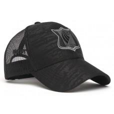 Бейсболка 41031 р-р 55-58 Черный / Сетка Логотип