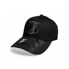 Бейсболка черная Логотип