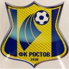 Наклейка на автомобиль большая ФК Ростов