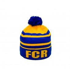 Шапка полосатая FCR