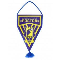 Вымпел треугольный малый ФК Ростов