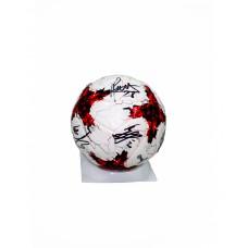 Мяч малый футбольный (подарочный) с подписями футболистов (команда 16/17 год)