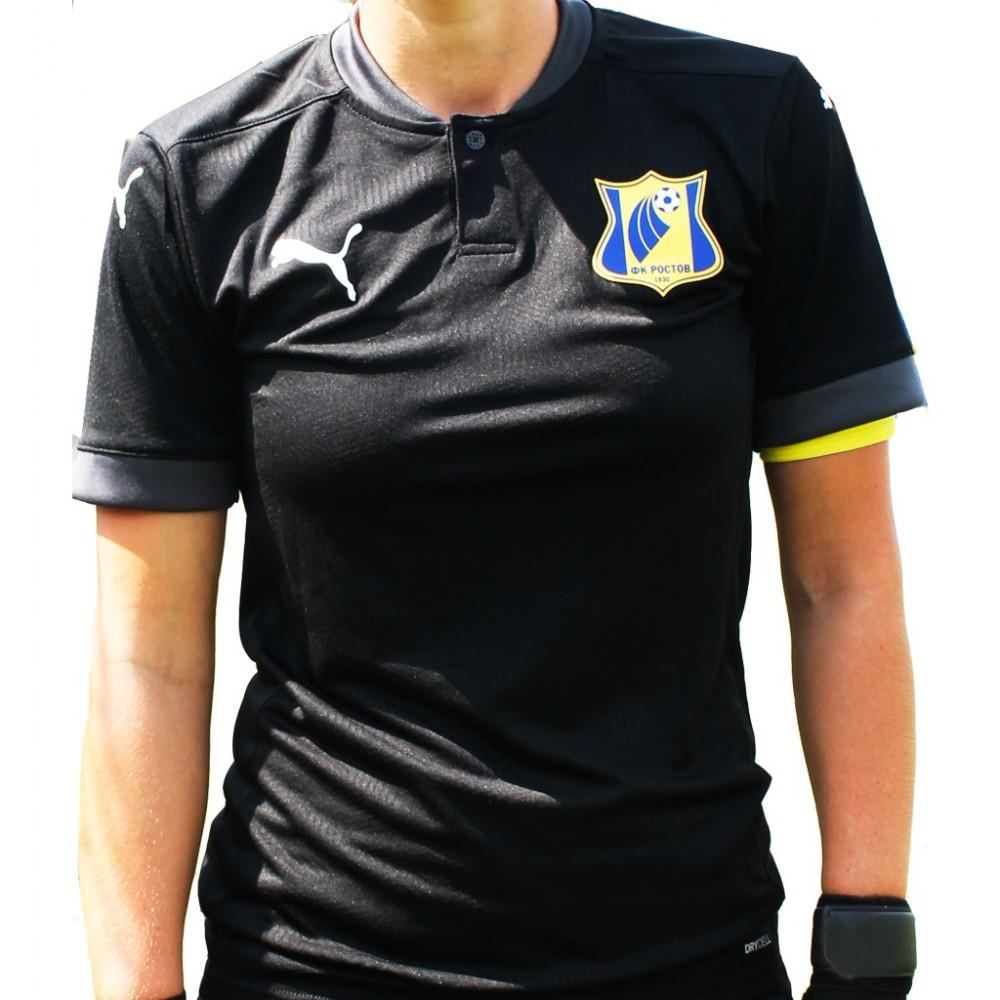 Игровая футболка PUMA сезон 2021/2022 (черная)