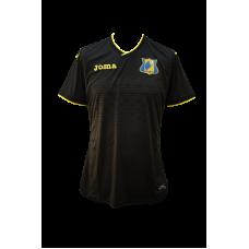 Футболка игровая Joma сезон 2018/2019 (черная)