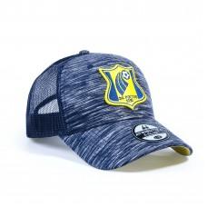 Бейсболка 41021 р-р 55-58 Синий / сетка Логотип