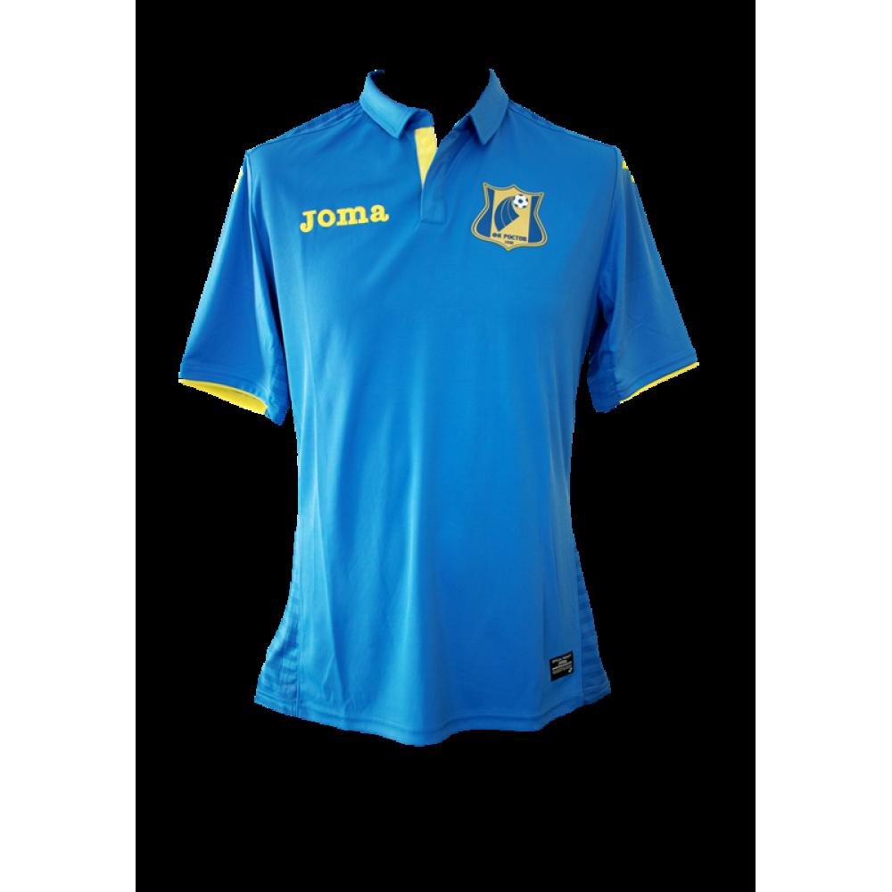 Футболка игровая Joma сезон 2018/2019 (синяя)