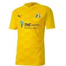 Игровая футболка PUMA сезон 2021/2022 (желтая)
