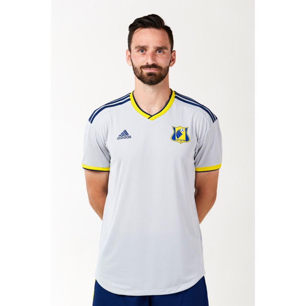 Футболка игровая ADIDAS сезон 2019/2020 (резервная)