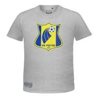 Футболка серая логотип A&C Арт.309510
