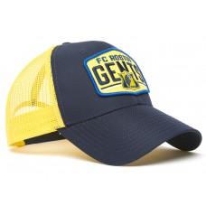 Бейсболка 41035 р-р 55-58 Желтый /сетка GENTS