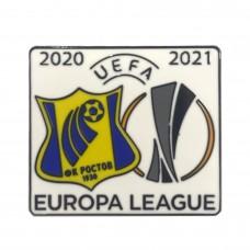 Значок Лига Европы 2020-2021г